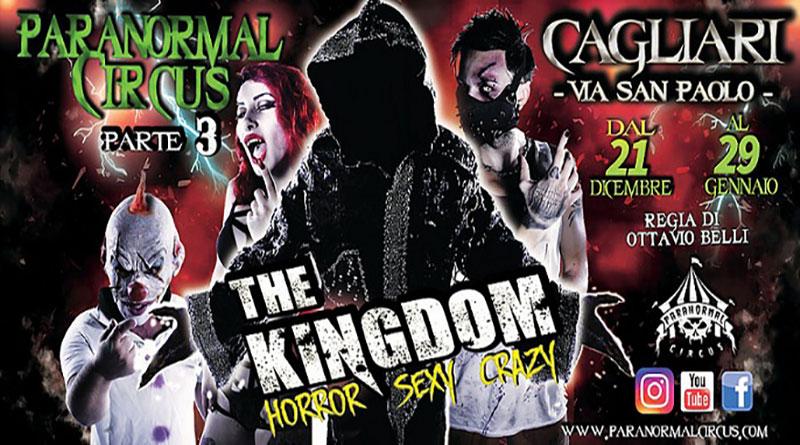 Paranormal Circus 2016 Cagliari