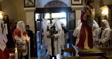 Pasqua i riti della Settimana Santa a Bortigali