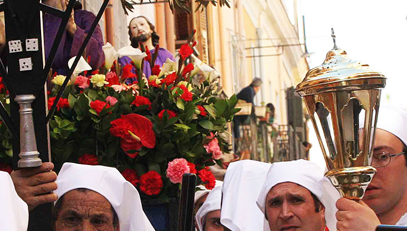 Pasqua i riti della Settimana Santa a Cagliari, le confraternite