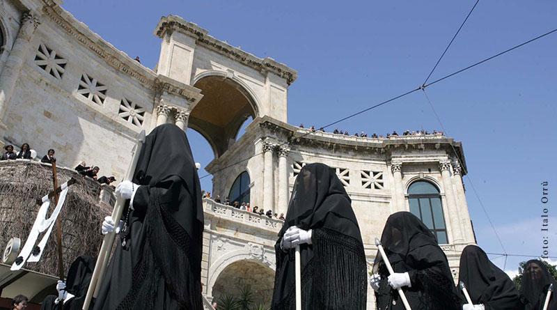 Pasqua i riti della Settimana Santa a Cagliari
