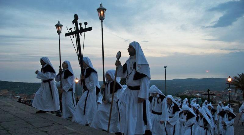 Pasqua i riti della Settimana Santa a Cuglieri
