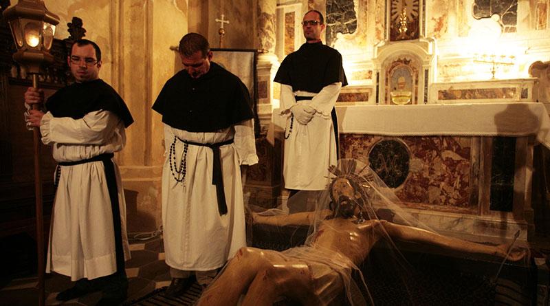 Pasqua i riti della Settimana Santa a Santu Lussurgiu