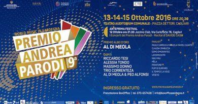 Premio Andrea Parodi 2016