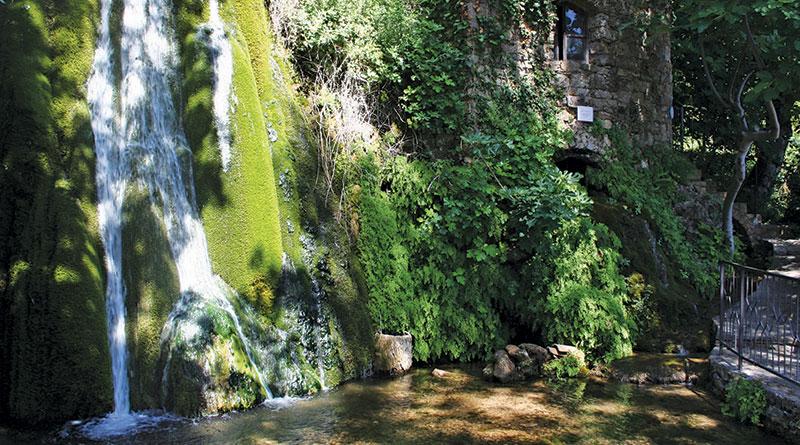 Sadali: borgo antico tra cascate e sorgenti