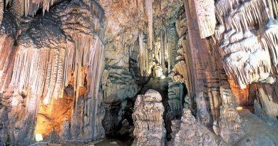 Il fascino misterioso delle grotte di Sadali
