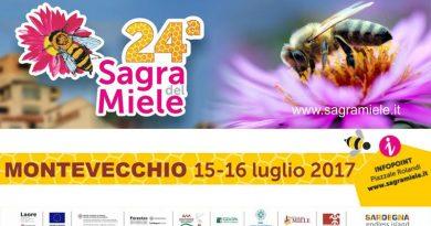 Sagra del miele 2017 Miniera Montevecchio
