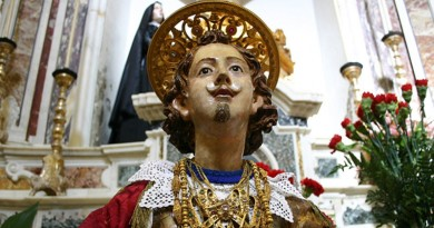 La Festa di Sant'Efisio a Cagliari