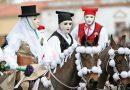 Le donne, i cavalieri, l'armi… È Sartiglia ad Oristano!