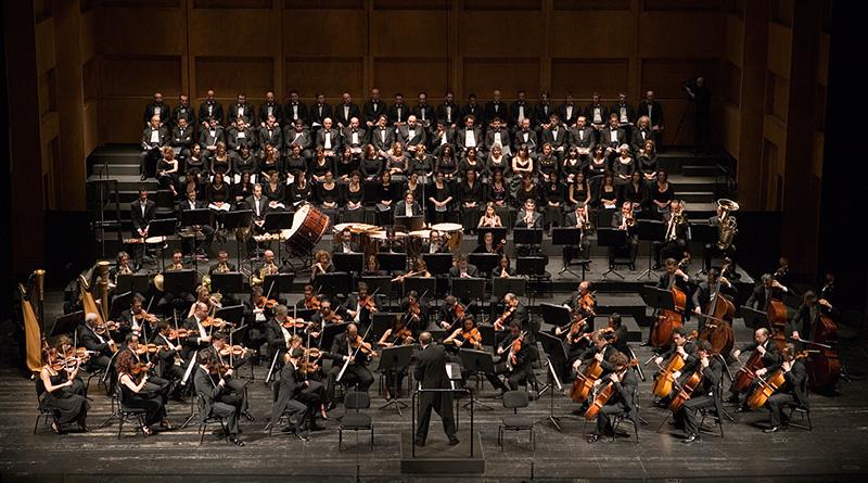 Teatro Lirico di Cagliari Orchestra e Coro - ph Priamo Tolu
