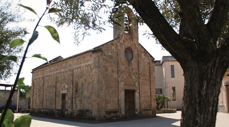 Villa San Pietro: oasi naturale segnata dai templari