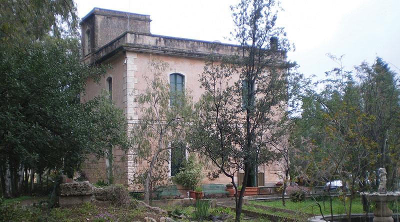 Villa Atzori: la villa che riparò Sant'Efisio dalle bombe