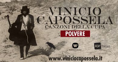 Vinicio Capossela concerto Cagliari 2016