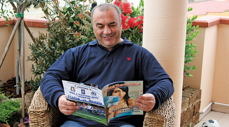 Vittorio Sanna: la voce del Cagliari che grida goooool